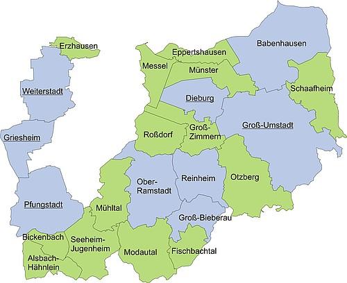 Bildergebnis für landkreis darmstadt dieburg pfungstadt